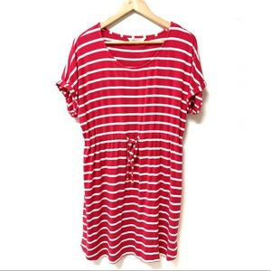2/$10 🍄 cleo petites Striped Summer Dress